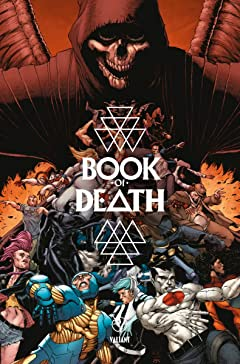 Book of Death No.1 (sur 4): Digital Exclusives Edition
