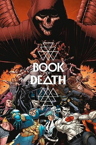 Book of Death No.1 (sur 4): Digital Exclusives Edition