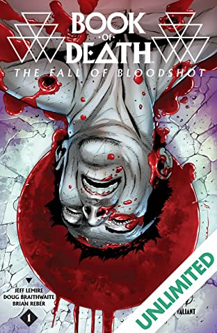 Book of Death: The Fall of Bloodshot #1: Digital Exclusives Edition