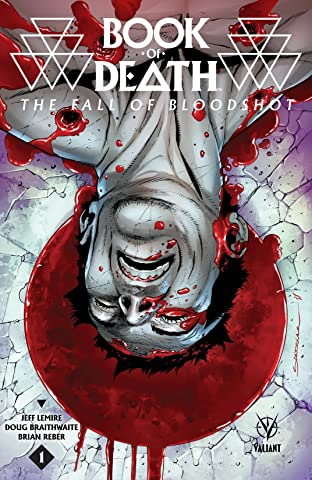 Book of Death: The Fall of Bloodshot No.1: Digital Exclusives Edition