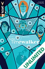 Ivar, Timewalker #7: Digital Exclusives Edition
