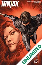 Ninjak (2015- ) #5: Digital Exclusives Edition