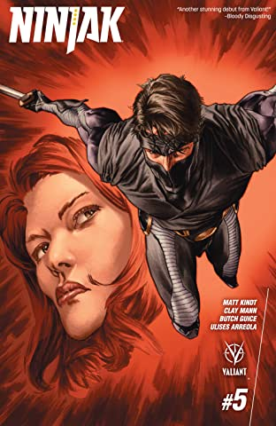 Ninjak (2015- ) No.5: Digital Exclusives Edition