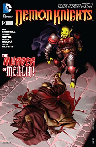 Demon Knights (2011-2013) #9