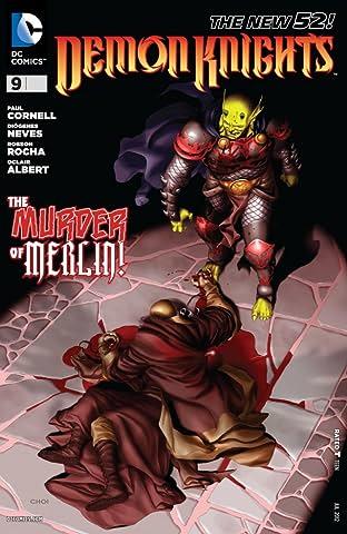 Demon Knights vol. 1 (2011-2013) MAR120220_1._SX312_QL80_TTD_
