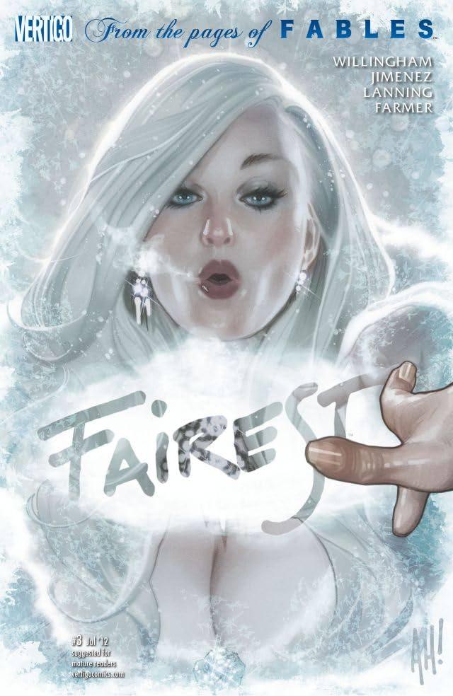 Fairest #3
