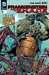 Frankenstein, Agent of SHADE (2011-2013) #9