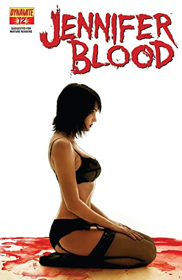 Garth Ennis' Jennifer Blood #12