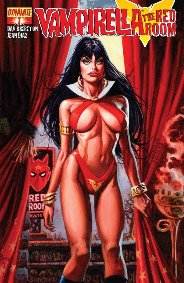 Vampirella: Red Room #1
