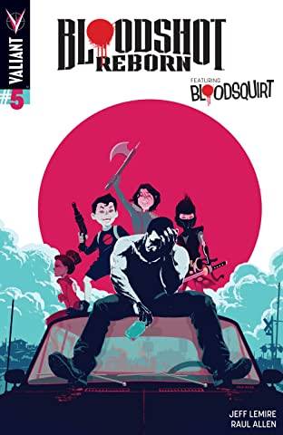 Bloodshot Reborn No.5: Digital Exclusives Edition