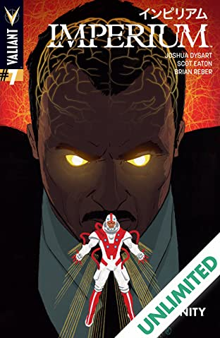 Imperium #7: Digital Exclusives Edition