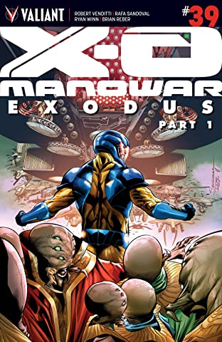X-O Manowar (2012- ) #39: Digital Exclusives Edition