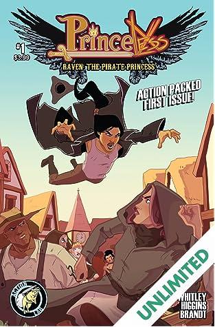 Princeless- Raven: The Pirate Princess #1