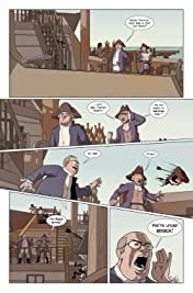 Princeless- Raven: The Pirate Princess #1