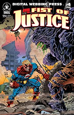 Fist of Justice #4