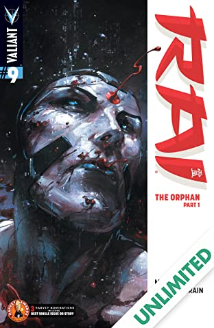 Rai (2014- ) #9: Digital Exclusives Edition