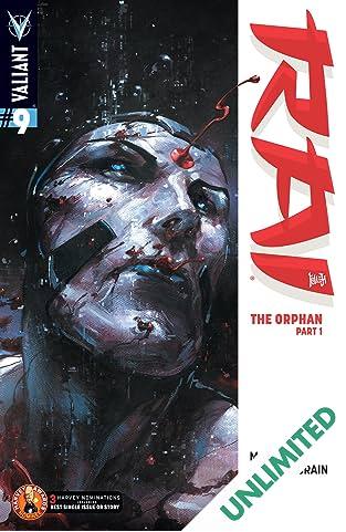 Rai (2014- ) #9: Digital Exclusives Edition