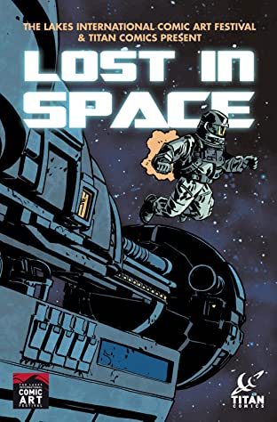 Titan Comics/LICAF: Lost in Space Anthology No.1