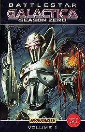 Battlestar Galactica: Season Zero Vol. 1