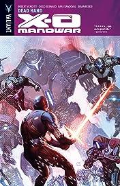 X-O Manowar Vol. 9: Dead Hand