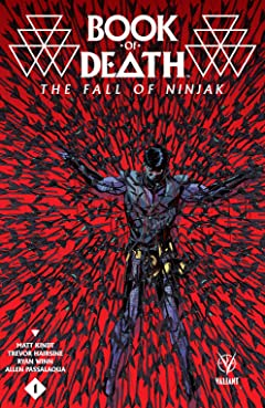 Book of Death: The Fall of Ninjak No.1: Digital Exclusives Edition
