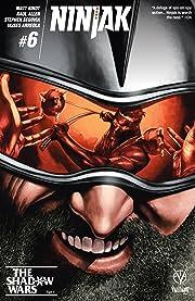 Ninjak (2015- ) #6: Digital Exclusives Edition