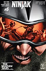 Ninjak (2015) #6: Digital Exclusives Edition