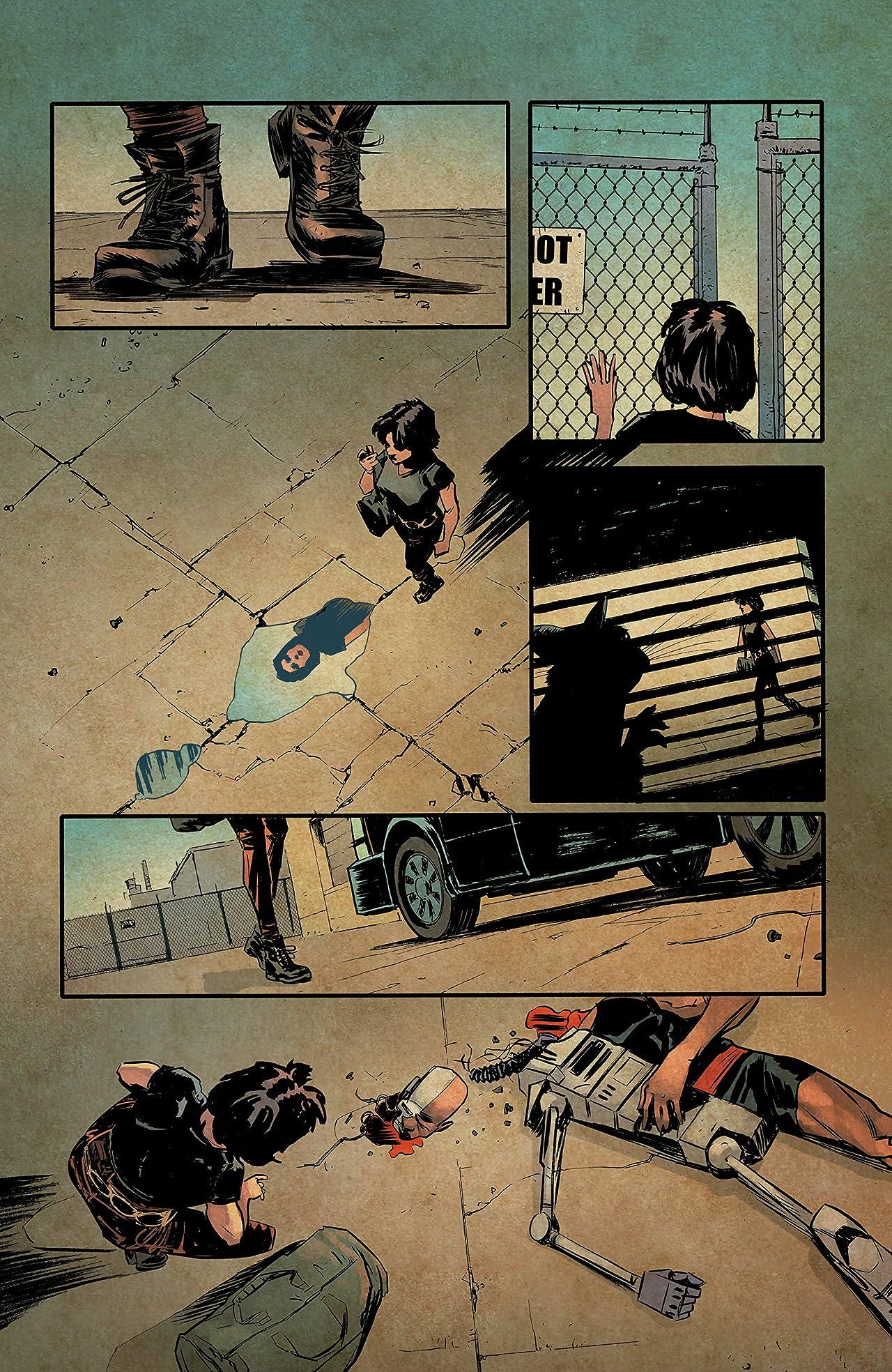 Dead Drop #4 (of 4): Digital Exclusives Edition