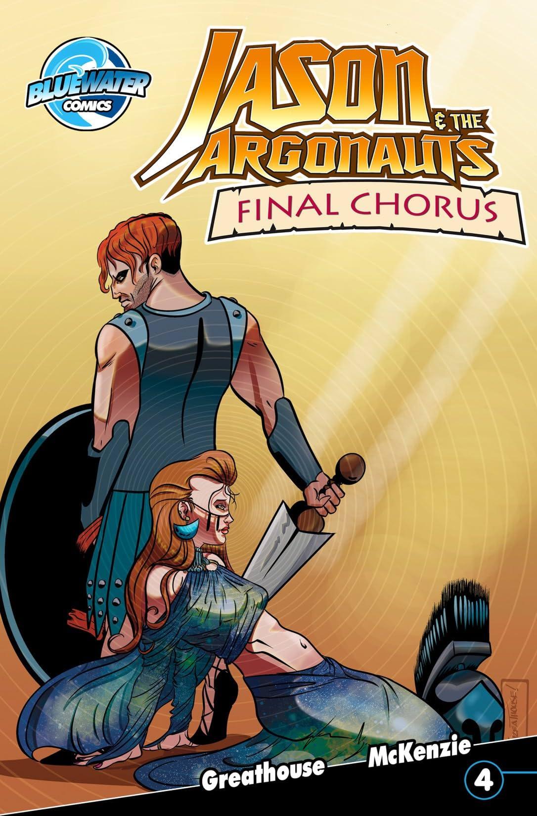 Jason and the Argonauts: Final Chorus #4