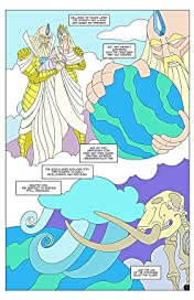 Argox: The Warrior God #1