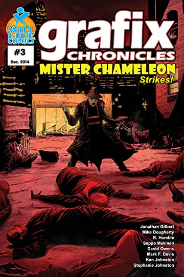Grafix Chronicles #3