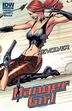 Danger Girl: Revolver #4 (of 4)