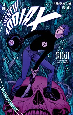 New Zodiax #3