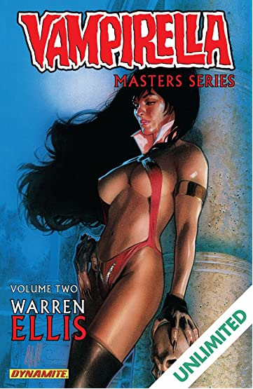 Vampirella Masters Series Vol. 2: Warren Ellis