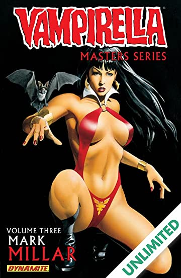 Vampirella Masters Series Vol. 3: Mark Millar