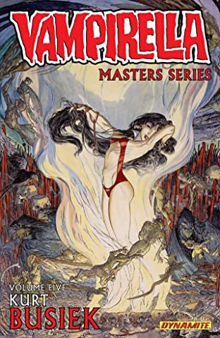 Vampirella Masters Series Vol. 5: Kurt Busiek