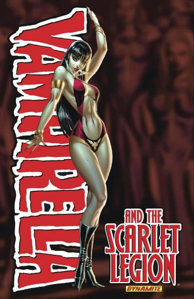 Vampirella and the Scarlet Legion: Collected Edition