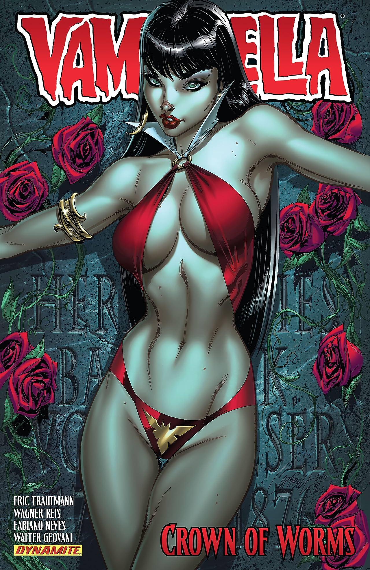 Vampirella (2011-2014) Vol. 1: Crown of Worms