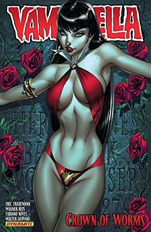 Vampirella (2011-2014) Tome 1: Crown of Worms