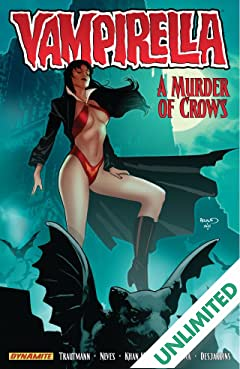 Vampirella (2011-2014) Vol. 2: A Murder of Crows