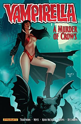Vampirella (2011-2014) Tome 2: A Murder of Crows