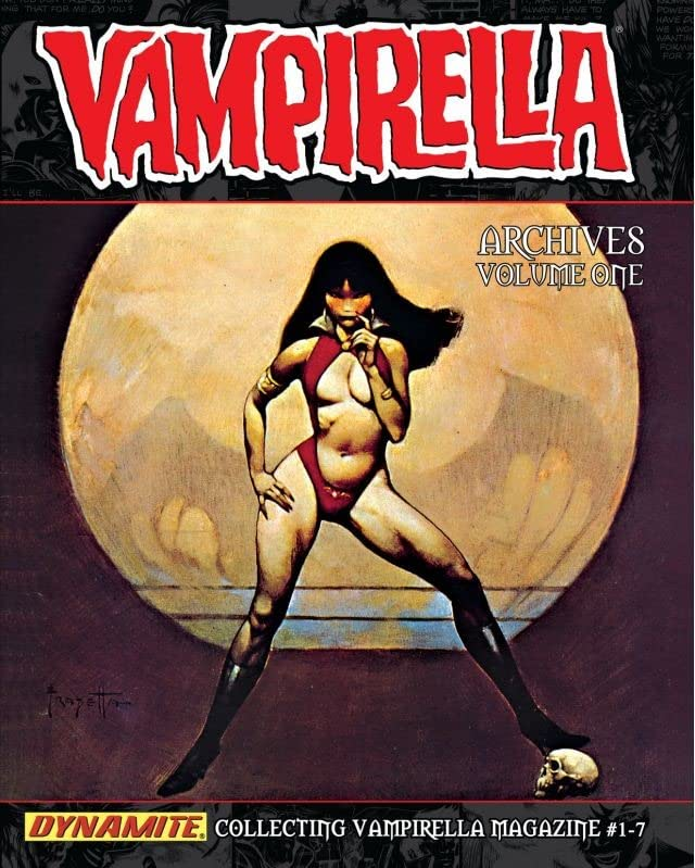 Vampirella Archives Vol. 1