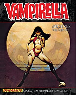 Vampirella Archives Tome 1