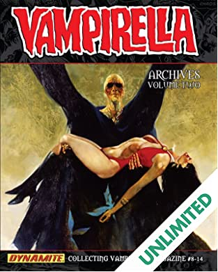 Vampirella Archives Vol. 2