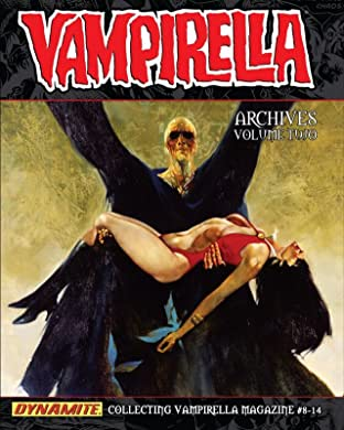 Vampirella Archives Tome 2