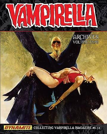 Vampirella Archives Tome 2