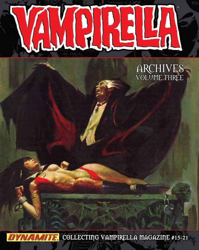 Vampirella Archives Vol. 3