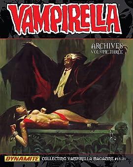 Vampirella Archives Vol. 3