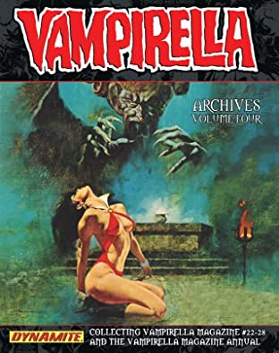Vampirella Archives Vol. 4
