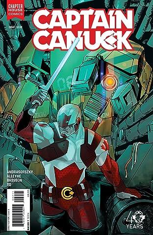 Captain Canuck (2015-) No.2